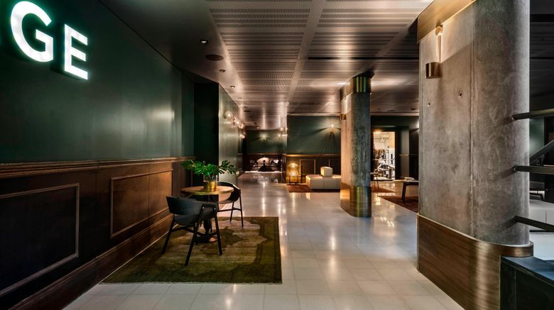 """Publica Isrotel, Autograph Collection Lobby. Images powered by <a href=""""http://www.leonardo.com"""" target=""""_blank"""" rel=""""noopener"""">Leonardo</a>."""