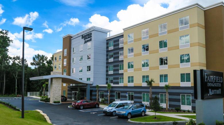 "Fairfield Inn  and  Suites Gainesville I-75 Exterior. Images powered by <a href=""http://www.leonardo.com"" target=""_blank"" rel=""noopener"">Leonardo</a>."