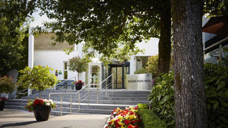 """Sligo Park Hotel Exterior. Images powered by <a href=""""http://www.leonardo.com"""" target=""""_blank"""" rel=""""noopener"""">Leonardo</a>."""