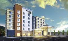 Fairfield Inn/Suites Asheville Tunnel Rd