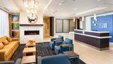Holiday Inn Express At Monterey Bay Lobby