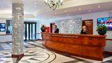 Liverpool Marriott Hotel City Centre Lobby