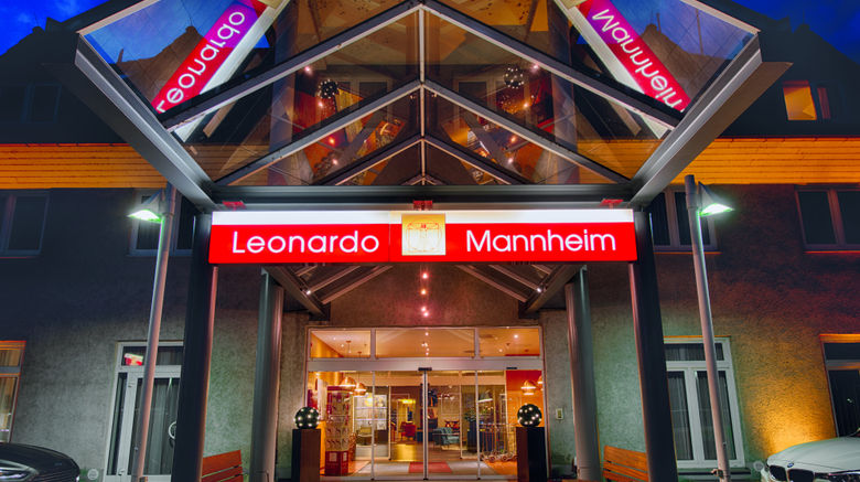 """Leonardo Hotel Mannheim-Ladenburg Exterior. Images powered by <a href=""""http://www.leonardo.com"""" target=""""_blank"""" rel=""""noopener"""">Leonardo</a>."""