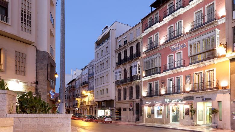 "Tribuna Hotel Exterior. Images powered by <a href=""http://www.leonardo.com"" target=""_blank"" rel=""noopener"">Leonardo</a>."