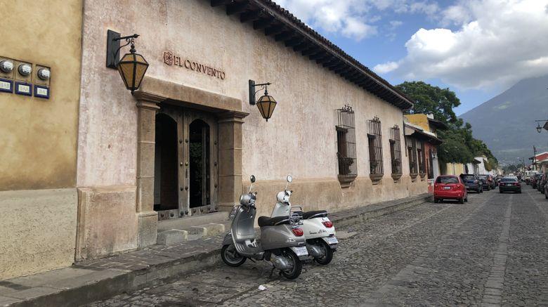 "El Convento Boutique Hotel Exterior. Images powered by <a href=""http://www.leonardo.com"" target=""_blank"" rel=""noopener"">Leonardo</a>."
