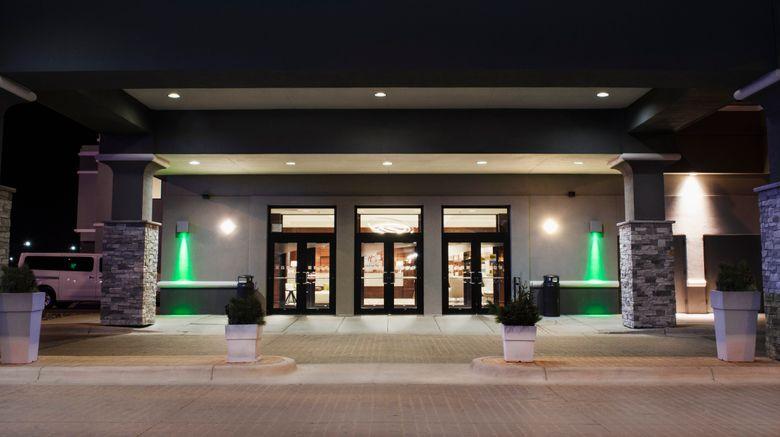 "Holiday Inn Fargo Exterior. Images powered by <a href=""http://www.leonardo.com"" target=""_blank"" rel=""noopener"">Leonardo</a>."