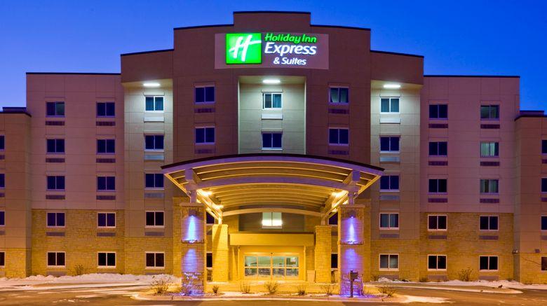 "Holiday Inn Express Mankato East Exterior. Images powered by <a href=""http://www.leonardo.com"" target=""_blank"" rel=""noopener"">Leonardo</a>."
