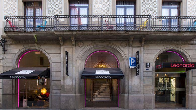 "Leonardo Hotel Barcelona Las Ramblas Exterior. Images powered by <a href=""http://www.leonardo.com"" target=""_blank"" rel=""noopener"">Leonardo</a>."