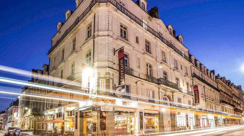 "Mercure Hotel Place de Bretagne Exterior. Images powered by <a href=""http://www.leonardo.com"" target=""_blank"" rel=""noopener"">Leonardo</a>."
