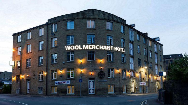 "Wool Merchant Hotel Exterior. Images powered by <a href=""http://www.leonardo.com"" target=""_blank"" rel=""noopener"">Leonardo</a>."