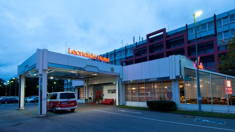 "Leonardo Hotel Cologne-Bonn Airport Exterior. Images powered by <a href=""http://www.leonardo.com"" target=""_blank"" rel=""noopener"">Leonardo</a>."