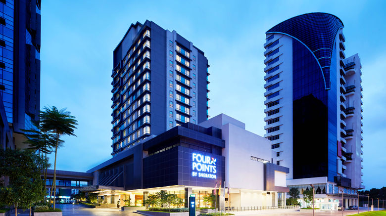 """Four Points by Sheraton Puchong Exterior. Images powered by <a href=""""http://www.leonardo.com"""" target=""""_blank"""" rel=""""noopener"""">Leonardo</a>."""
