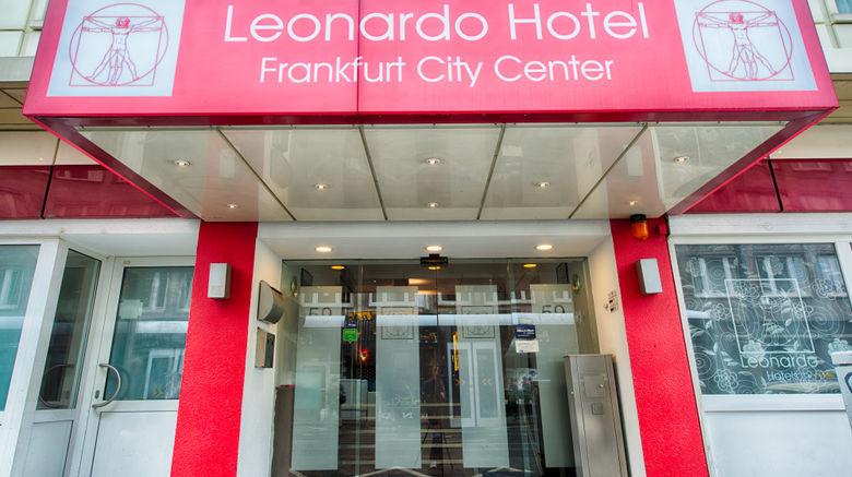 "Leonardo Hotel Frankfurt City Exterior. Images powered by <a href=""http://www.leonardo.com"" target=""_blank"" rel=""noopener"">Leonardo</a>."