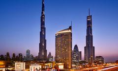 The Address Dubai Mall