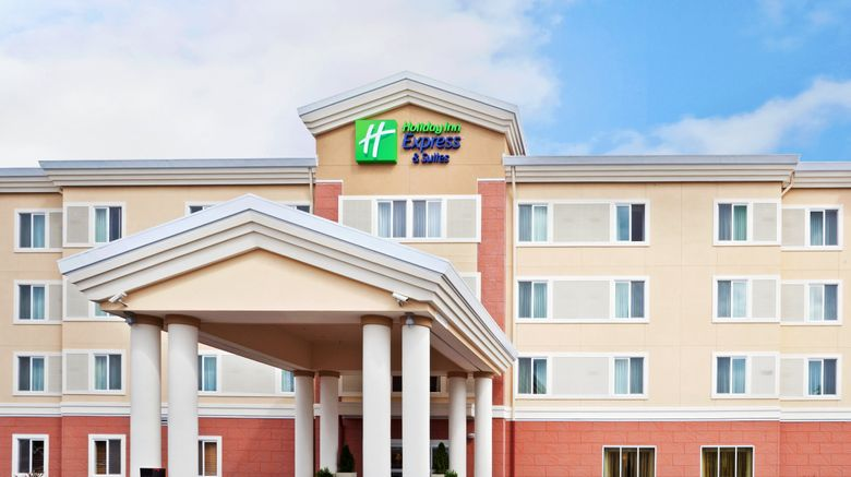"""Holiday Inn Express  and  Suites Chehalis Exterior. Images powered by <a href=""""http://www.leonardo.com"""" target=""""_blank"""" rel=""""noopener"""">Leonardo</a>."""