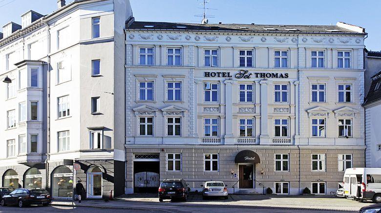"Hotel Sct. Thomas Exterior. Images powered by <a href=""http://www.leonardo.com"" target=""_blank"" rel=""noopener"">Leonardo</a>."