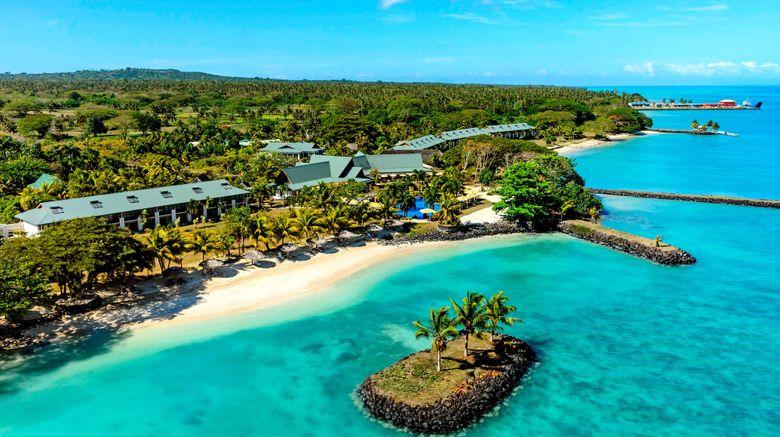 "<b>Sheraton Samoa Beach Resort Exterior</b>. Images powered by <a href=""https://leonardo.com/"" title=""Leonardo Worldwide"" target=""_blank"">Leonardo</a>."