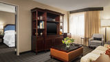 Sheraton Charlotte Airport Hotel Suite