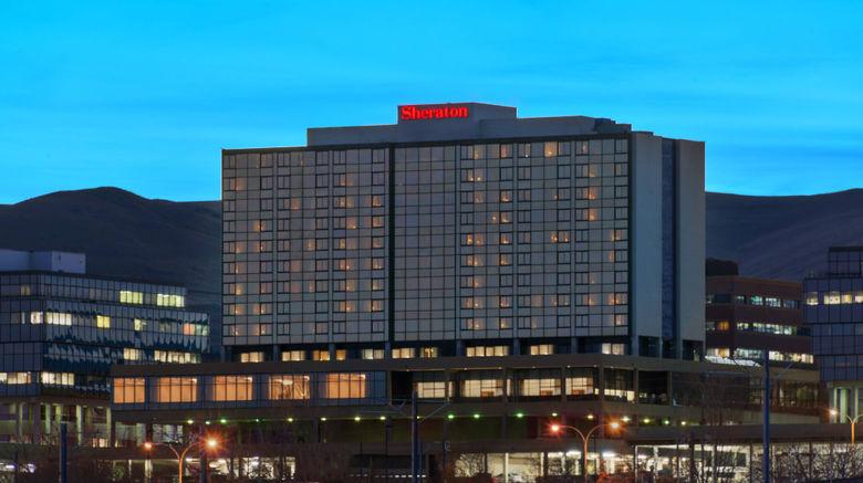 "Sheraton Denver West Hotel Exterior. Images powered by <a href=""http://www.leonardo.com"" target=""_blank"" rel=""noopener"">Leonardo</a>."