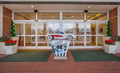 Holiday Inn University Plaza Hotel