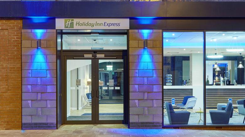 "Holiday Inn Express Grimsby Exterior. Images powered by <a href=""http://www.leonardo.com"" target=""_blank"" rel=""noopener"">Leonardo</a>."