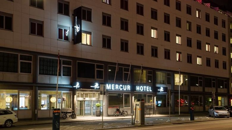 "Copenhagen Mercur Hotel Exterior. Images powered by <a href=""http://www.leonardo.com"" target=""_blank"" rel=""noopener"">Leonardo</a>."