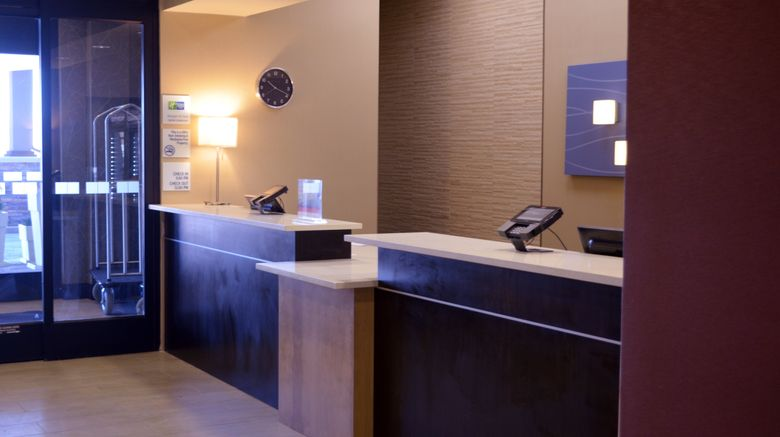"""Holiday Inn Express  and  Suites Castle Rock Exterior. Images powered by <a href=""""http://www.leonardo.com"""" target=""""_blank"""" rel=""""noopener"""">Leonardo</a>."""