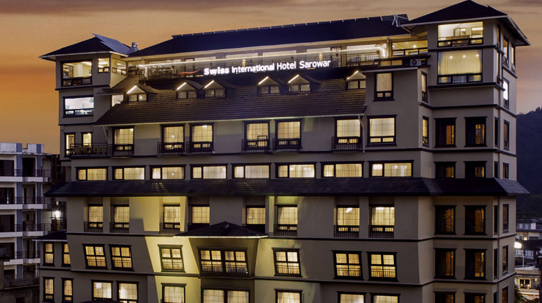 "Swiss International Hotel Sarowar Exterior. Images powered by <a href=""http://www.leonardo.com"" target=""_blank"" rel=""noopener"">Leonardo</a>."