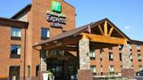 Holiday Inn Express and Suites Donegal Exterior