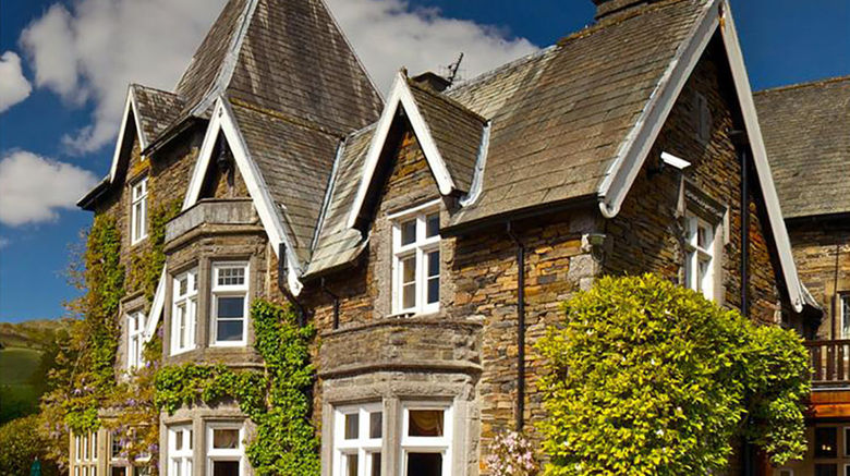 """Holbeck Ghyll Country House Hotel Exterior. Images powered by <a href=""""http://www.leonardo.com"""" target=""""_blank"""" rel=""""noopener"""">Leonardo</a>."""