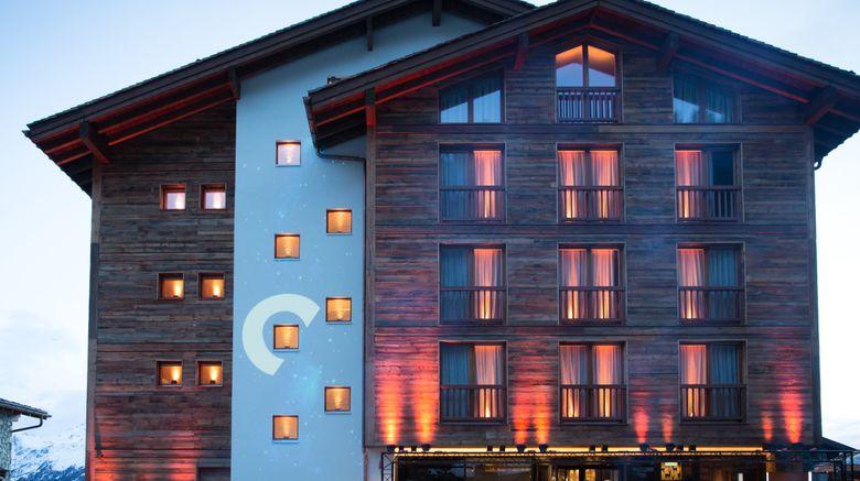 "Chandolin Boutique Hotel, a Design Hotel Exterior. Images powered by <a href=""http://www.leonardo.com"" target=""_blank"" rel=""noopener"">Leonardo</a>."