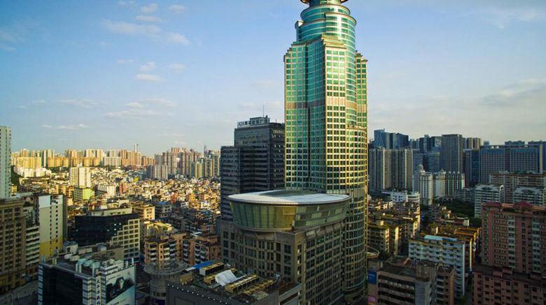 "Royal Mediterranean Hotel Guangzhou Exterior. Images powered by <a href=""http://www.leonardo.com"" target=""_blank"" rel=""noopener"">Leonardo</a>."