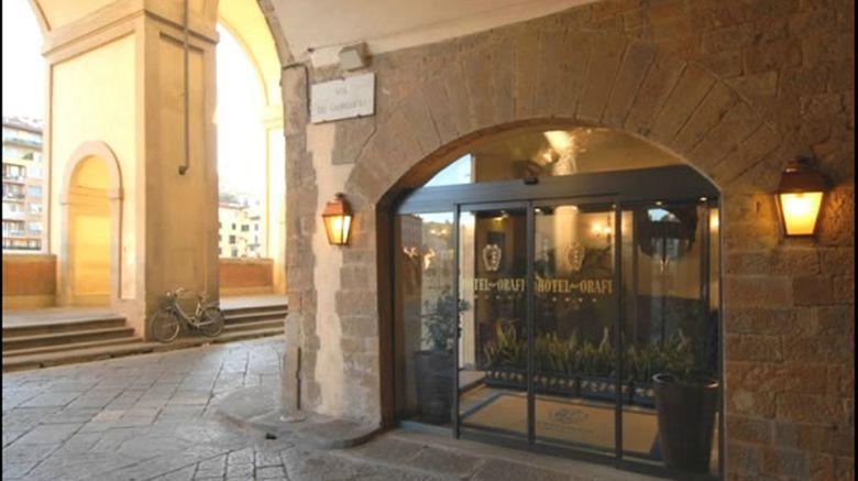 "Hotel Degli Orafi Exterior. Images powered by <a href=""http://www.leonardo.com"" target=""_blank"" rel=""noopener"">Leonardo</a>."