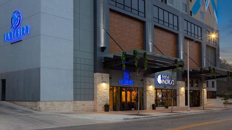 "Hotel Indigo Austin Downtown-University Exterior. Images powered by <a href=""http://www.leonardo.com"" target=""_blank"" rel=""noopener"">Leonardo</a>."