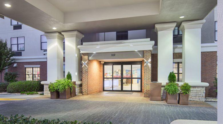 "Holiday Inn Express Byron Exterior. Images powered by <a href=""http://www.leonardo.com"" target=""_blank"" rel=""noopener"">Leonardo</a>."
