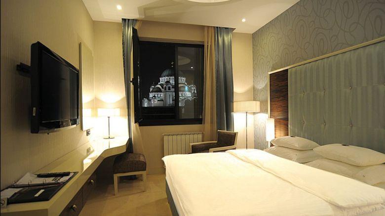 "Crystal Hotel Belgrade Exterior. Images powered by <a href=""http://www.leonardo.com"" target=""_blank"" rel=""noopener"">Leonardo</a>."
