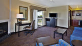 Holiday Inn Express Mackinaw City Suite