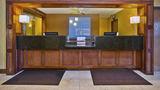 Holiday Inn Express Mackinaw City Lobby