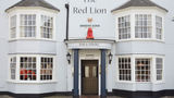 Red Lion Hotel Exterior