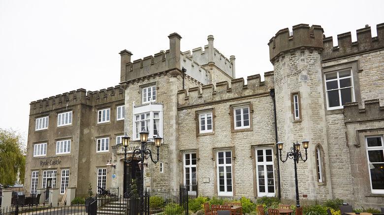 "Ryde Castle Exterior. Images powered by <a href=""http://www.leonardo.com"" target=""_blank"" rel=""noopener"">Leonardo</a>."