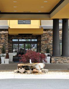 Holiday Inn Express Ntl Fairground Area