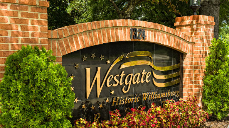 "Westgate Historic Williamsburg Resort Exterior. Images powered by <a href=""http://www.leonardo.com"" target=""_blank"" rel=""noopener"">Leonardo</a>."
