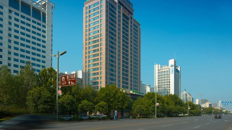 "<b>Holiday Inn Express Luoyang City Center Exterior</b>. Images powered by <a href=""https://leonardo.com/"" title=""Leonardo Worldwide"" target=""_blank"">Leonardo</a>."