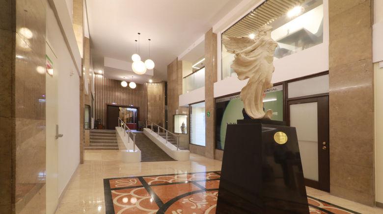 "Holiday Inn Centro Historico Exterior. Images powered by <a href=""http://www.leonardo.com"" target=""_blank"" rel=""noopener"">Leonardo</a>."