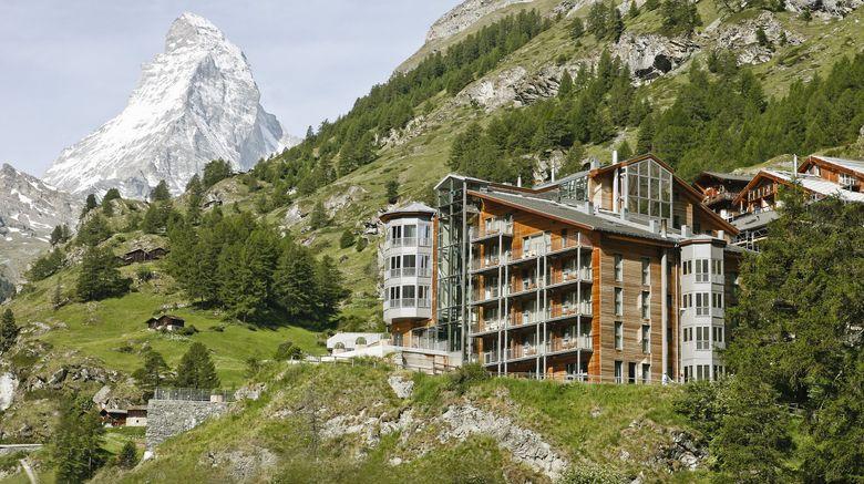 "Omnia Hotel Exterior. Images powered by <a href=""http://www.leonardo.com"" target=""_blank"" rel=""noopener"">Leonardo</a>."