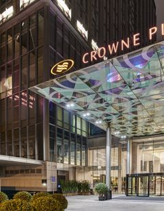 Crowne Plaza Beijing Chaoyang U Town