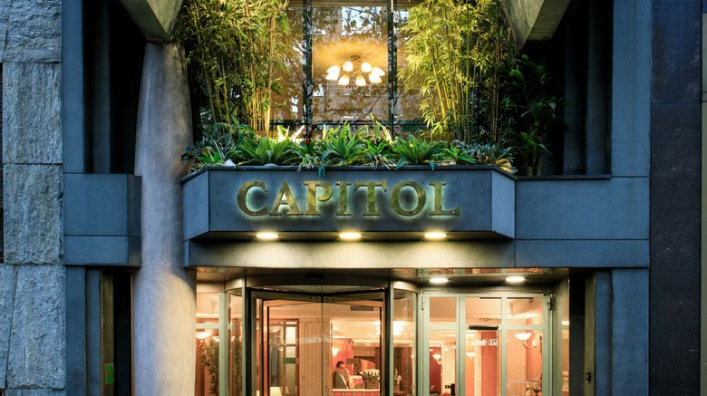 "Capitol World Class Hotel Exterior. Images powered by <a href=""http://www.leonardo.com"" target=""_blank"" rel=""noopener"">Leonardo</a>."