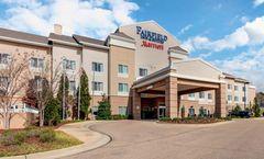 Fairfield Inn & Suites - Columbus