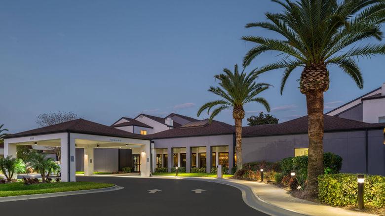 "Courtyard by Marriott Orlando Airport Exterior. Images powered by <a href=""http://www.leonardo.com"" target=""_blank"" rel=""noopener"">Leonardo</a>."