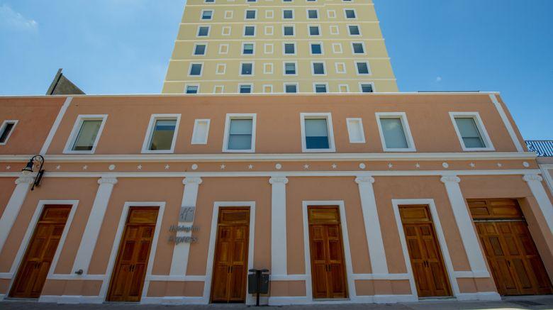 "Holiday Inn Express Merida Centro Exterior. Images powered by <a href=""http://www.leonardo.com"" target=""_blank"" rel=""noopener"">Leonardo</a>."